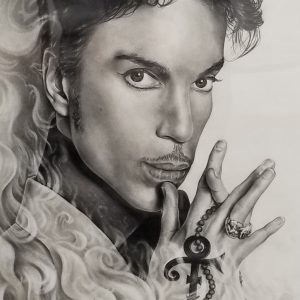 Prince- Pencil on Paper