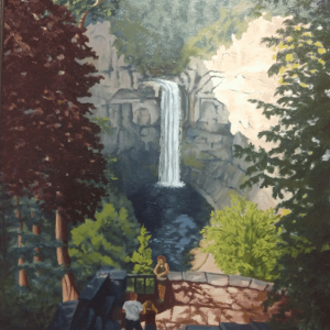 Mighty-Taughannock