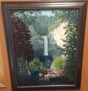 Mighty-Taughannock-Framed