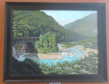 Mississippi-Headwaters---Framed Joe Reinke